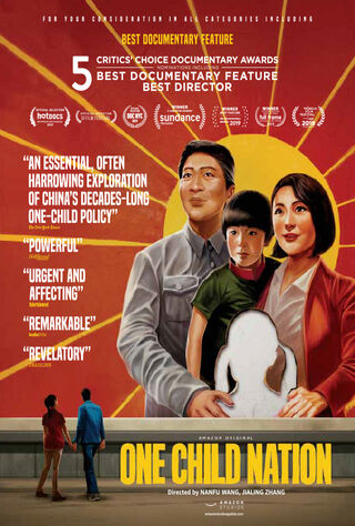 One Child Nation (2019) Main Poster