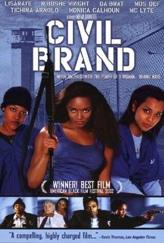 Civil Brand (2002) Main Poster