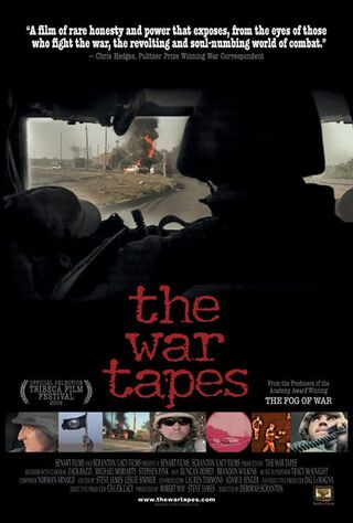 The War Tapes (2006) Main Poster