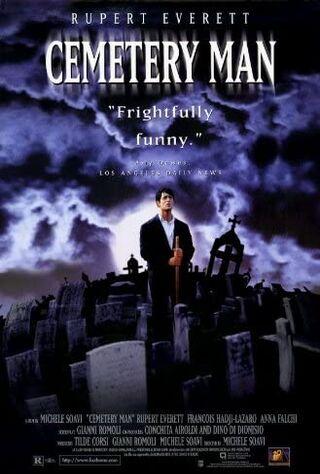 Cemetery Man (1996) Main Poster