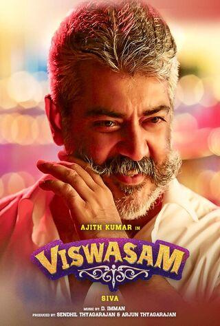 Viswasam (2019) Main Poster