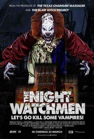 The Night Watchmen (2015) Main Poster