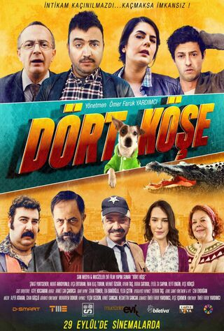 Dört Köse (2017) Main Poster