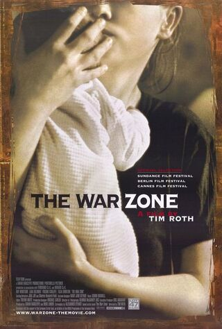 The War Zone (1999) Main Poster