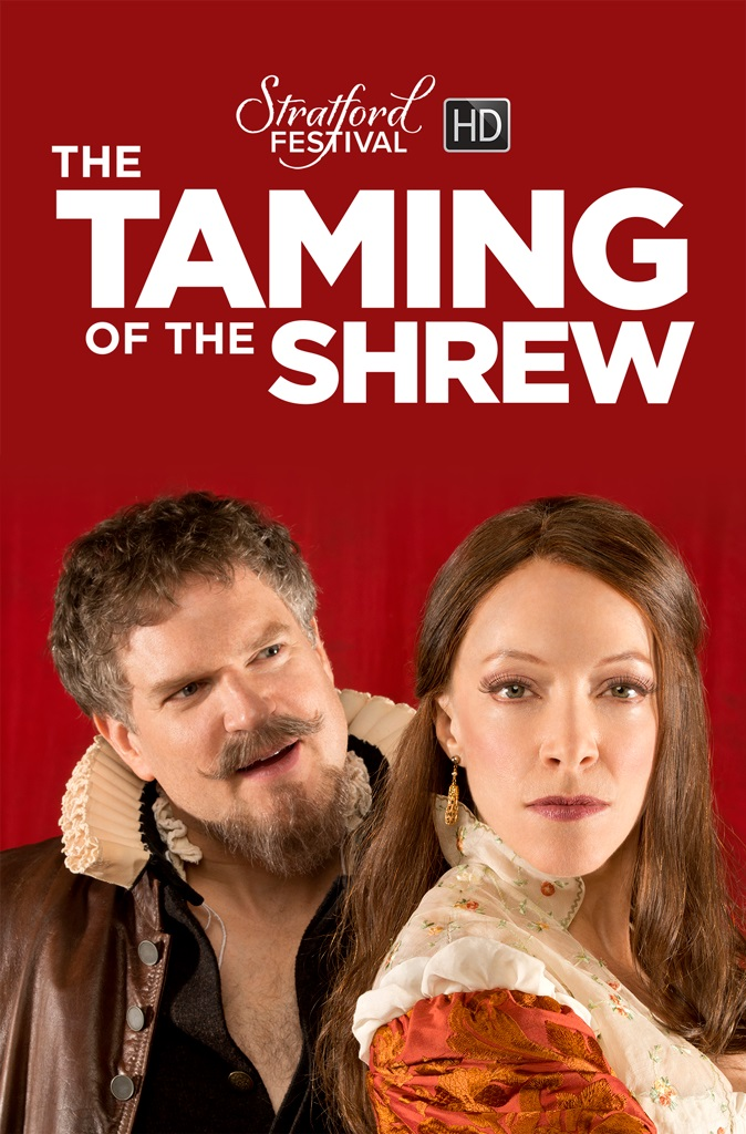The Taming Of The Shrew (2016) Main Poster