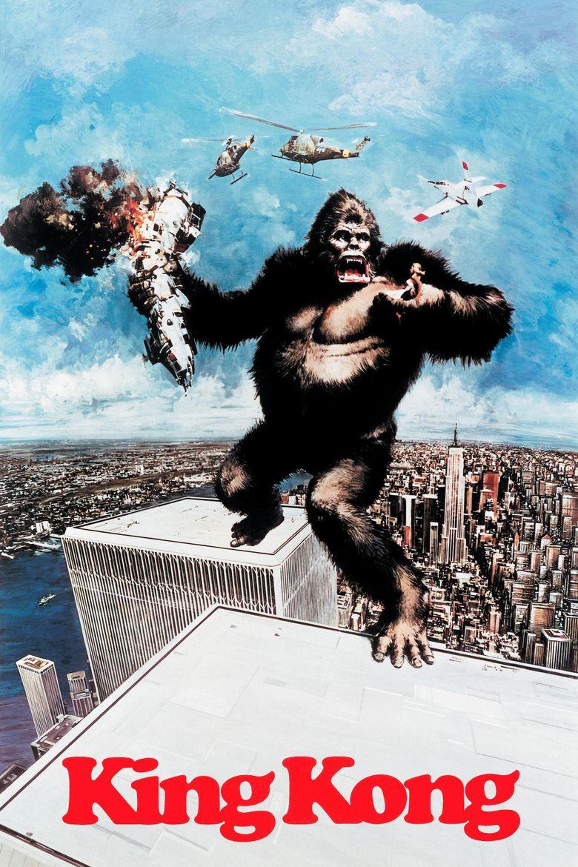 King Kong Main Poster