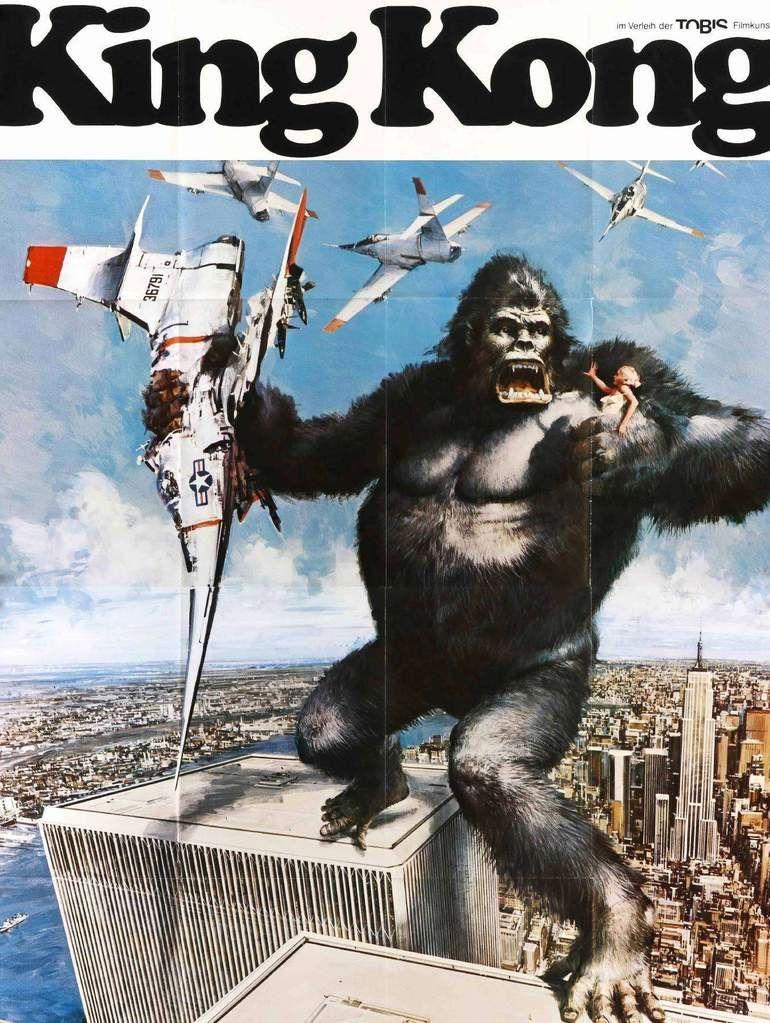 King Kong (1976) Poster #2