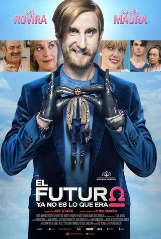 El Futuro Ya No Es Lo Que Era (2016) Main Poster