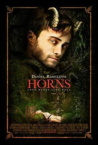Horns (2014) Main Poster