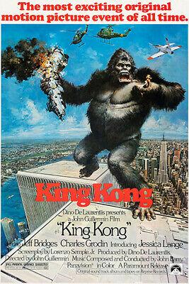 King Kong (1976) Poster #5