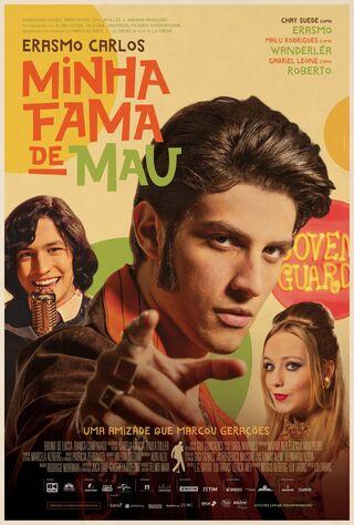 Minha Fama De Mau (2019) Main Poster