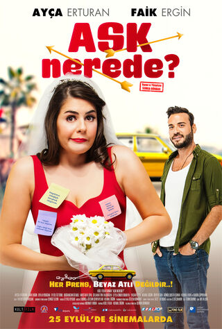 Ask Nerede? (2015) Main Poster