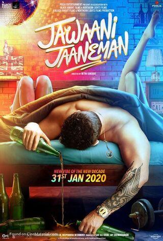 Jawaani Jaaneman (2020) Main Poster