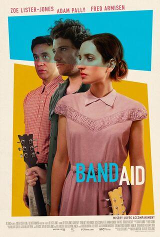 Band Aid (2017) Main Poster