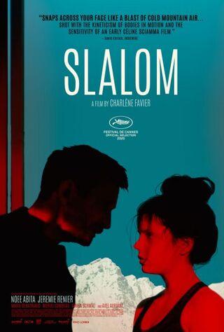Slalom (2021) Main Poster