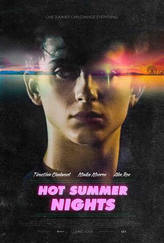 Hot Summer Nights (2018) Main Poster