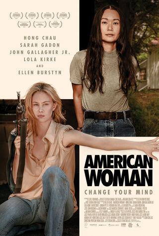 American Woman (2019) Main Poster