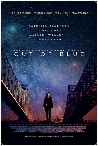 Out Of Blue (2019) Main Poster