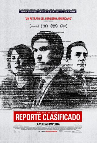 The Report (2019) Main Poster