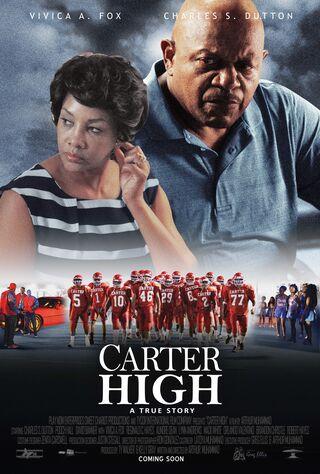 Carter High (2015) Main Poster
