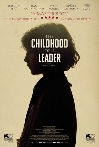 The Childhood Of A Leader (2016) Main Poster