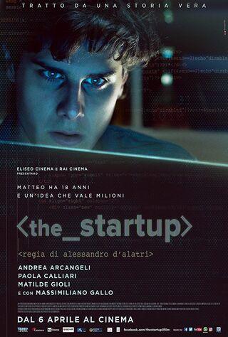 The Startup: Accendi Il Tuo Futuro (2017) Main Poster