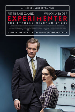 Experimenter (2015) Main Poster