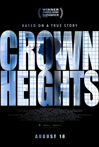Crown Heights (2017) Main Poster