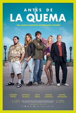 Antes De La Quema (2019) Main Poster