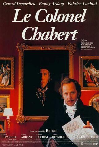Colonel Chabert (1994) Main Poster