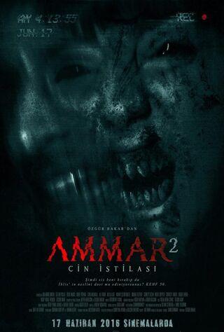 Ammar 2: Cin Istilasi (2016) Main Poster