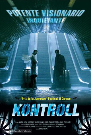 Control (2003) Main Poster