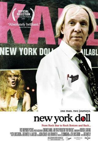 New York Doll (2005) Main Poster