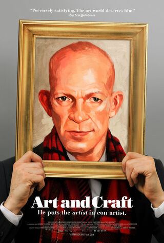 Art And Craft (2015) Main Poster