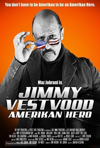 Jimmy Vestvood: Amerikan Hero (2016) Main Poster