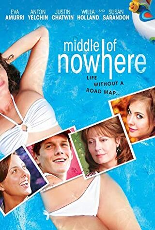 Middle Of Nowhere (2014) Main Poster
