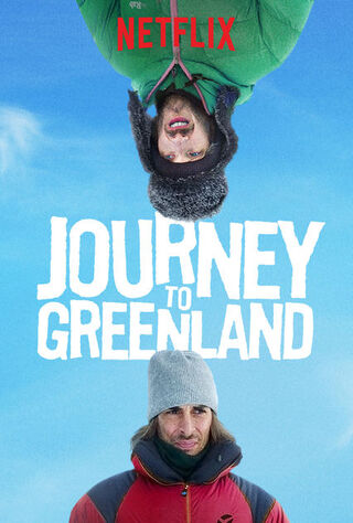 Journey To Greenland (2016) Main Poster