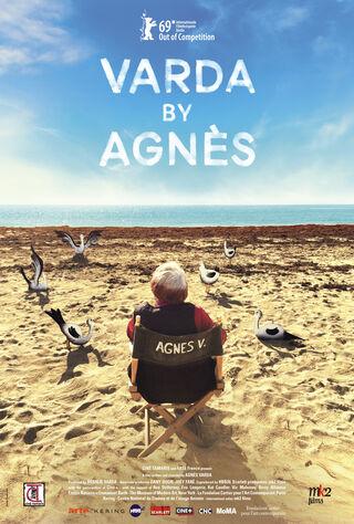 Varda By Agnès (2019) Main Poster