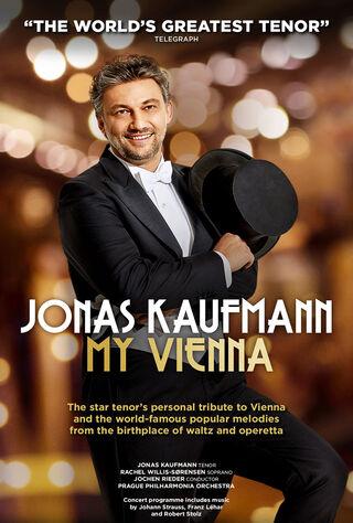 Jonas Kaufmann: Under The Stars (2018) Main Poster