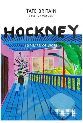 Hockney (2016) Main Poster