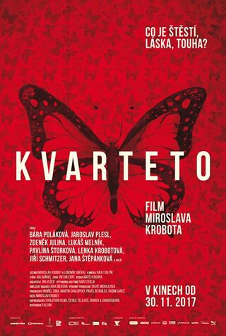 The Quartette (2017) Main Poster