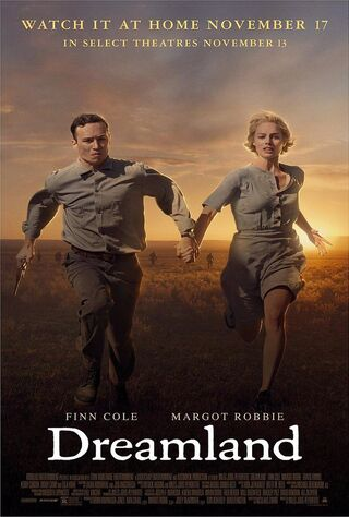 Dreamland (2020) Main Poster