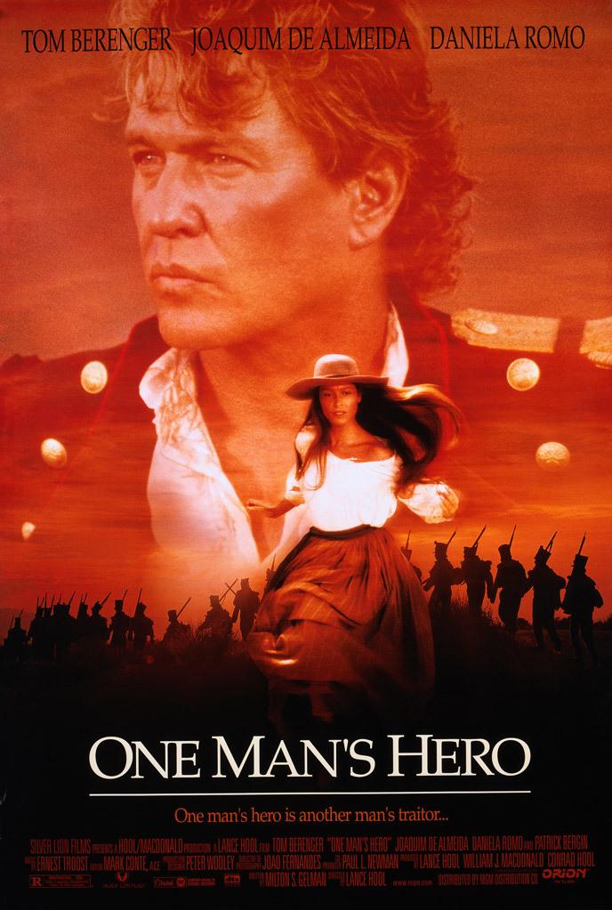 One Man's Hero Main Poster