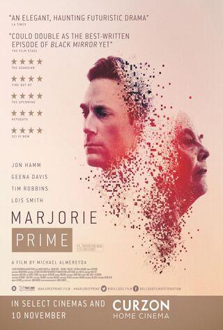 Marjorie Prime (2017) Main Poster
