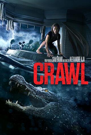 Crawl (2019) Main Poster