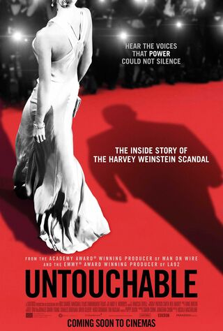 Untouchable (2019) Main Poster