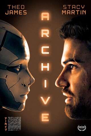 Archive (2020) Main Poster