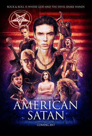 American Satan (2017) Main Poster
