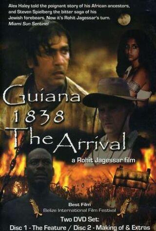 Guiana 1838 (2004) Main Poster