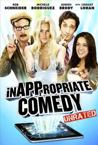 InAPPropriate Comedy (2014) Main Poster